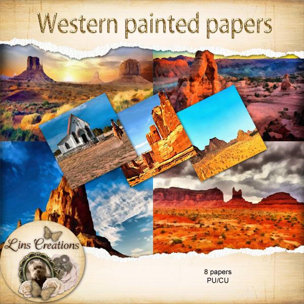 Westernpaintedpapers2