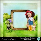 Fairies easter garden3