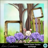 Fairies easter garden5