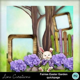 Fairies easter garden5