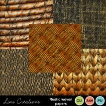 rusticwovenpapers