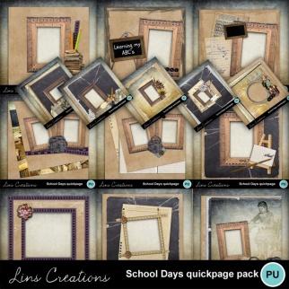 9a003-schooldaysqppack