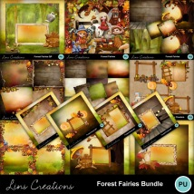 forestfairiesBundle