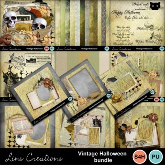 vintagehalloweenbundle