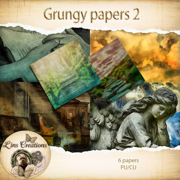 grungy papers2a